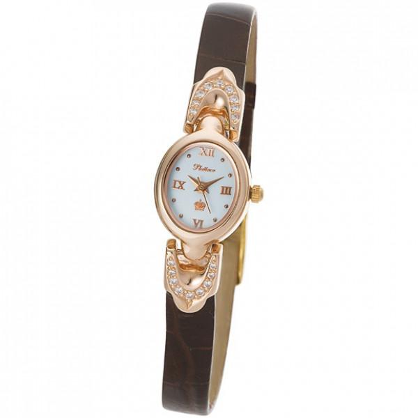 Женские золотые часы «Марго» Арт.: 200456А.116