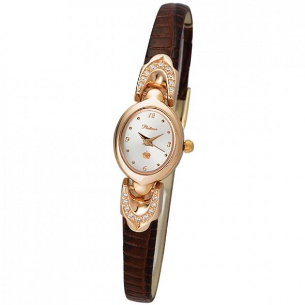 Женские золотые часы «Марго» Арт.: 200456А.206