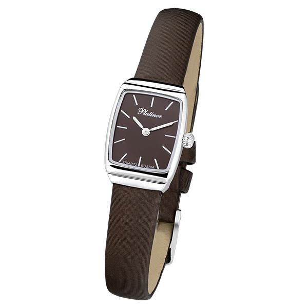 Женские серебряные часы «Эстелла» Арт.: 25300.703