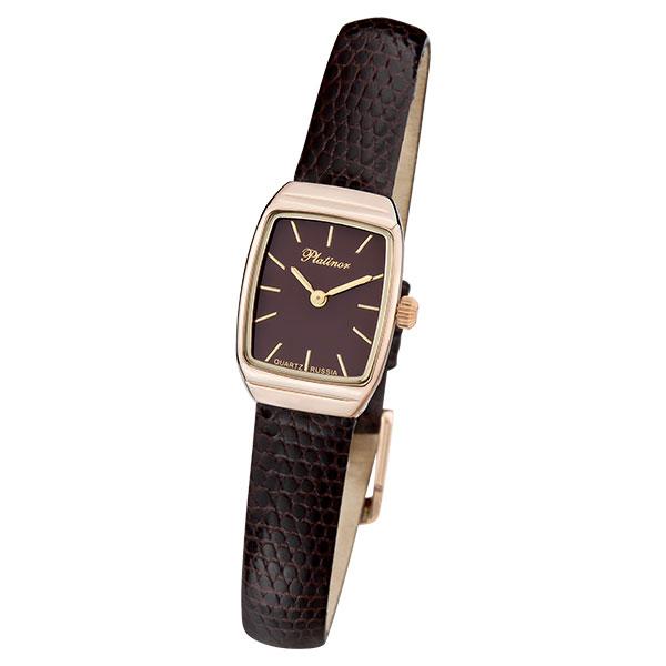 Женские золотые часы «Эстелла» Арт.: 25330.703