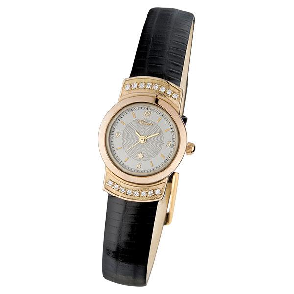 Женские золотые часы «Ритм 3» Арт.: 28156.212