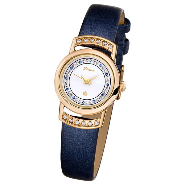 Женские золотые часы «Ритм 4» Арт.: 28256.126