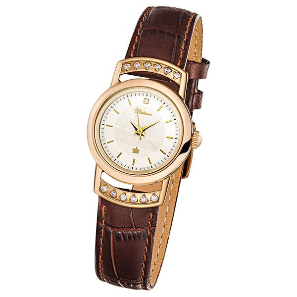 Женские золотые часы «Ритм 4» Арт.: 28256.204