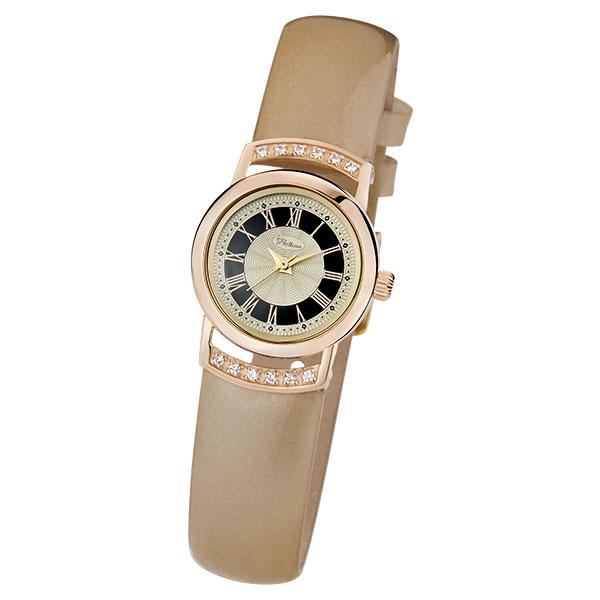 Женские золотые часы «Ритм 4» Арт.: 28256.418