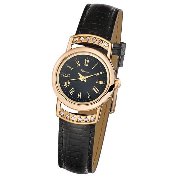 Женские золотые часы «Ритм 4» Арт.: 28256.515