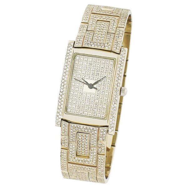 Золотые часы с бриллиантами Арт.: 30241.154