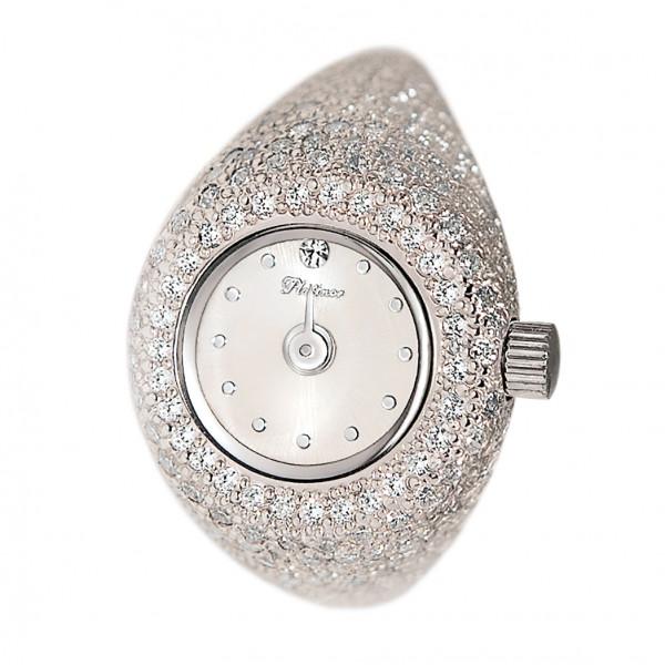 Женские серебряные часы-перстень Арт.: 40306-7.201