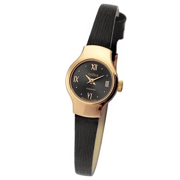 Женские золотые часы «Чайка» Арт.: 42050.516