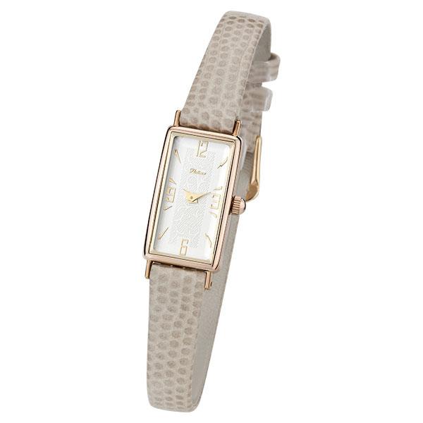 Женские золотые часы «Констанция» Арт.: 42550.253