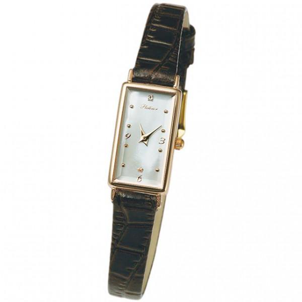 Женские золотые часы «Констанция» Арт.: 42550.306