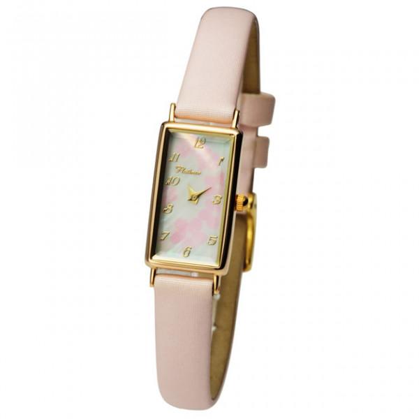 Женские золотые часы «Констанция» Арт.: 42550.345