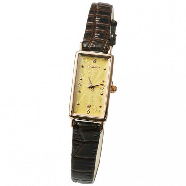 Женские золотые часы «Констанция» Арт.: 42550.412