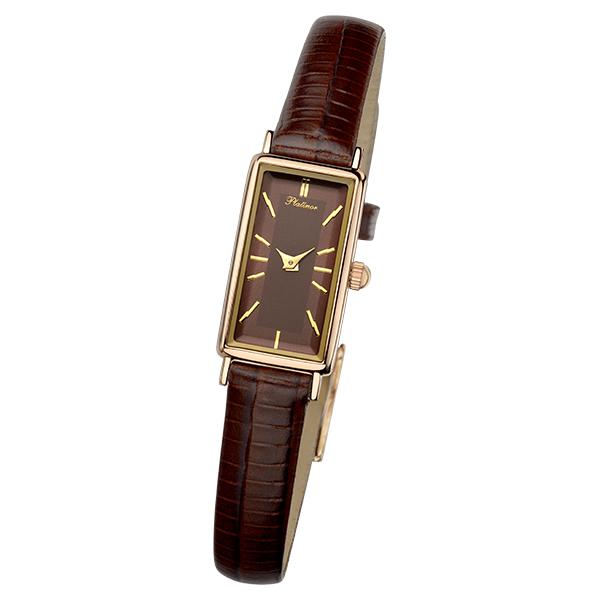 Женские золотые часы «Констанция» Арт.: 42550.703