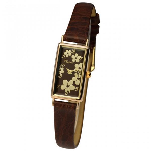 Женские золотые часы «Констанция» Арт.: 42550.745