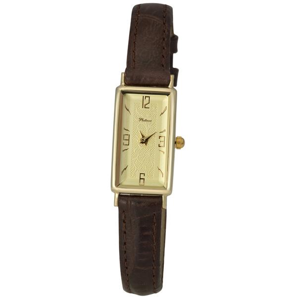 Женские золотые часы «Констанция» Арт.: 42560.453