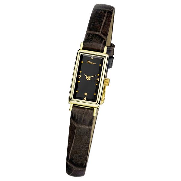 Женские золотые часы «Констанция» Арт.: 42560.506