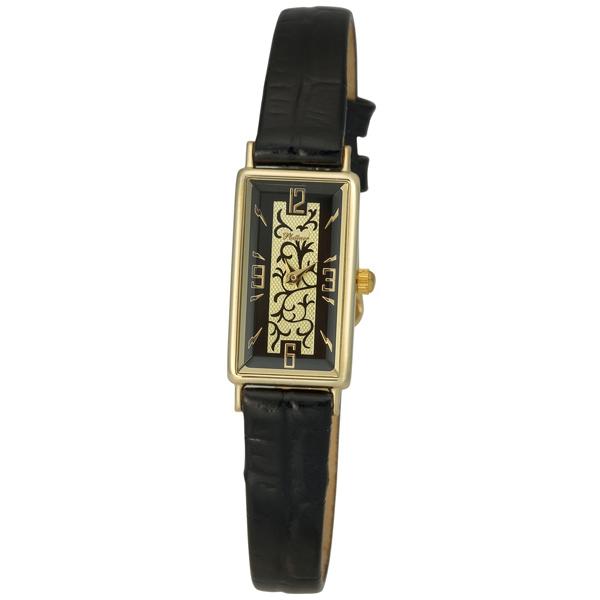 Женские золотые часы «Констанция» Арт.: 42560.553