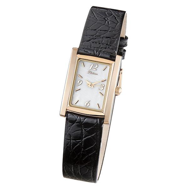 Женские золотые часы «Милана» Арт.: 42950.306
