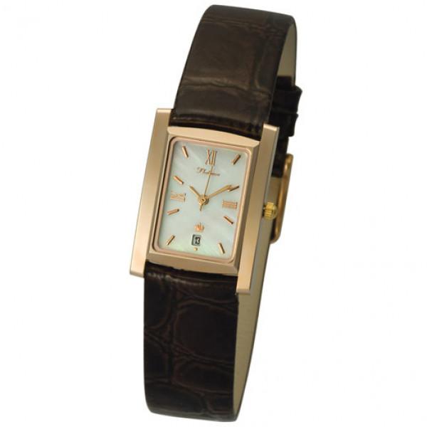 Женские золотые часы «Милана» Арт.: 42950.316