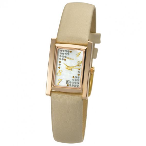 Женские золотые часы «Милана» Арт.: 42950.327