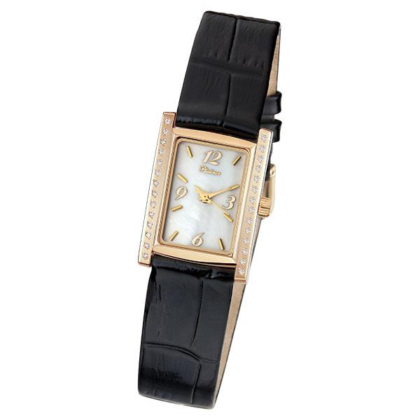 Женские золотые часы «Милана» Арт.: 42956.306