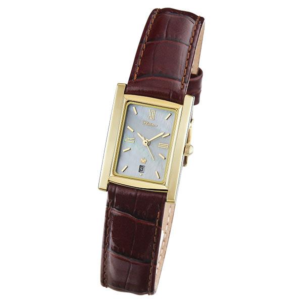 Женские золотые часы «Милана» Арт.: 42960.316