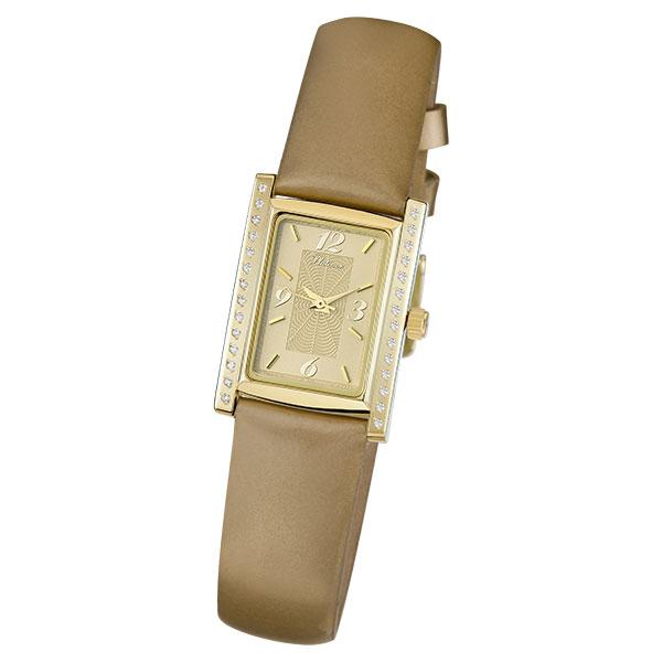 Женские золотые часы «Милана» Арт.: 42966.412