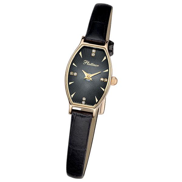 Женские золотые часы «Клэр» Арт.: 43430.503