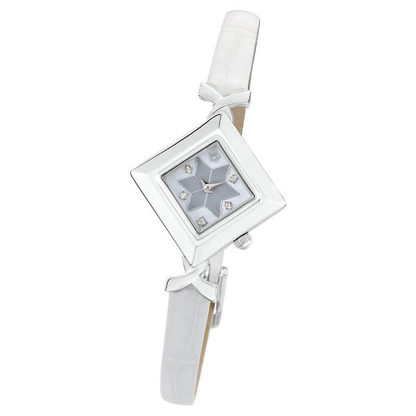 Женские серебряные часы «Агата» Арт.: 43900.128