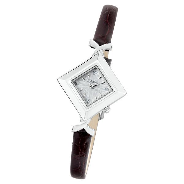 Женские серебряные часы «Агата» Арт.: 43900.204
