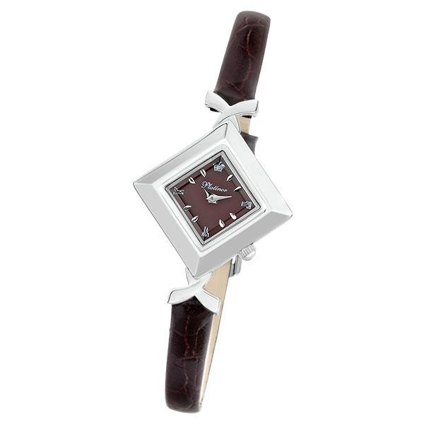 Женские серебряные часы «Агата» Арт.: 43900.703