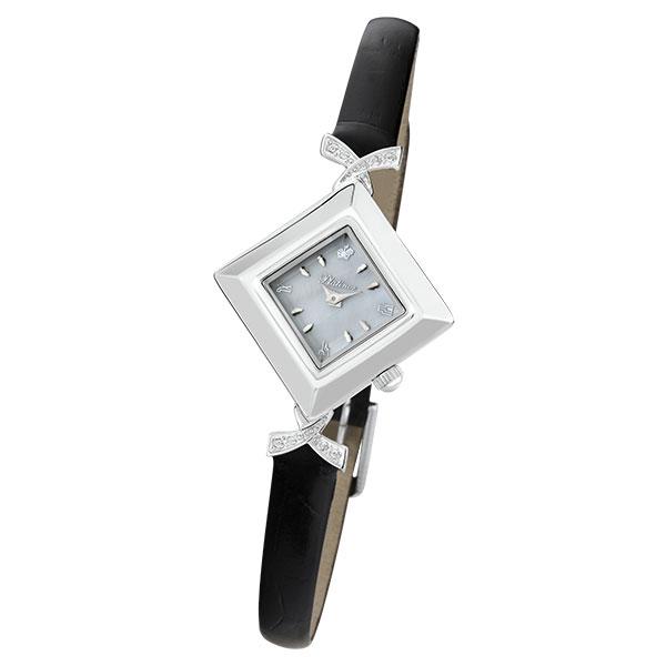 Женские серебряные часы «Агата» Арт.: 43906.303