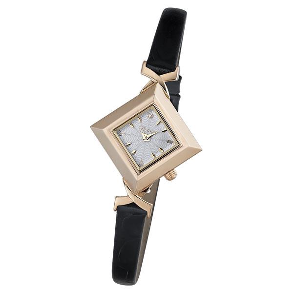 Женские золотые часы «Агата» Арт.: 43950.204