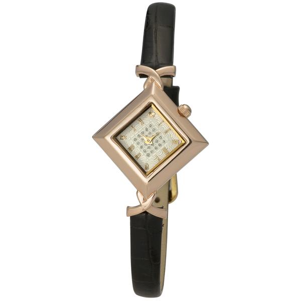 Женские золотые часы «Агата» Арт.: 43950.219