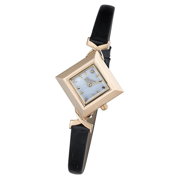 Женские золотые часы «Агата» Арт.: 43950.303