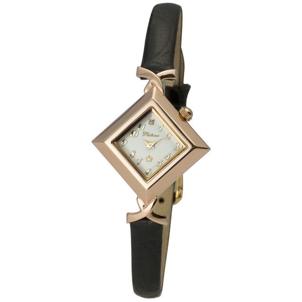Женские золотые часы «Агата» Арт.: 43950.305