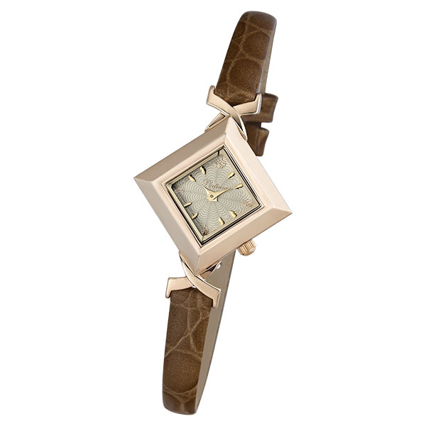Женские золотые часы «Агата» Арт.: 43950.404