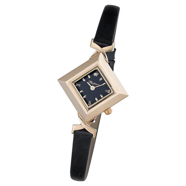 Женские золотые часы «Агата» Арт.: 43950.503