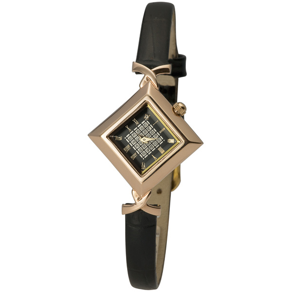 Женские золотые часы «Агата» Арт.: 43950.519