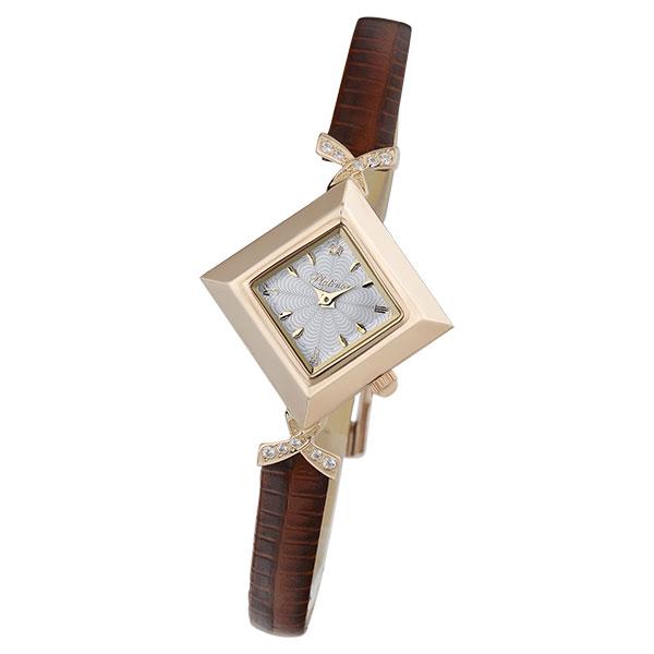 Женские золотые часы «Агата» Арт.: 43956.204