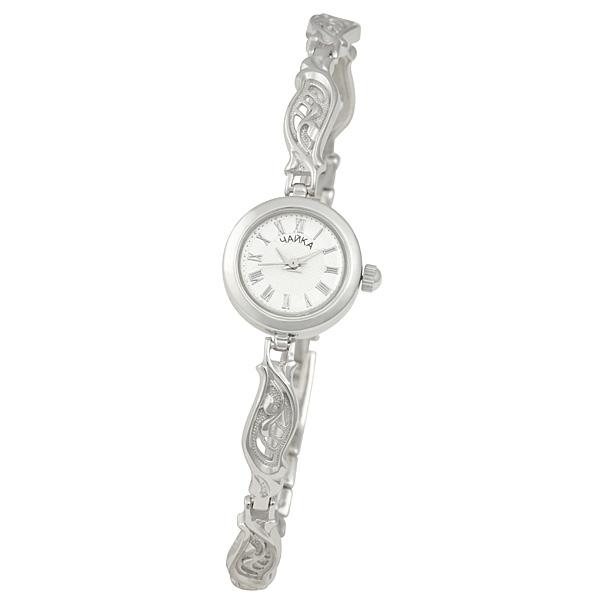 Женские серебряные часы «Чайка» Арт.: 44100-02.115