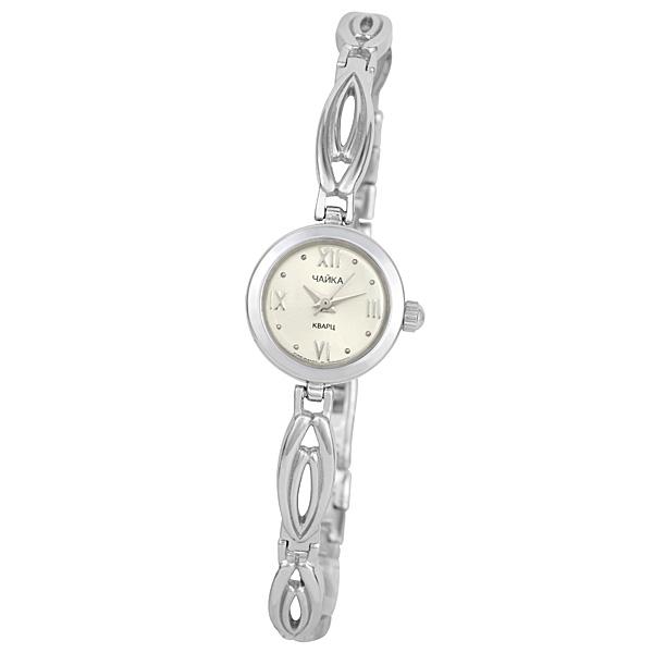 Женские серебряные часы «Чайка» Арт.: 44100-14.216