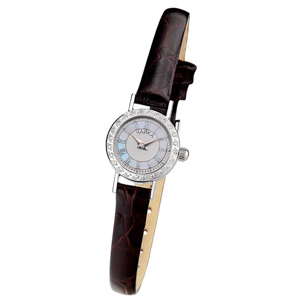 Женские серебряные часы «Злата» Арт.: 44106-1.217