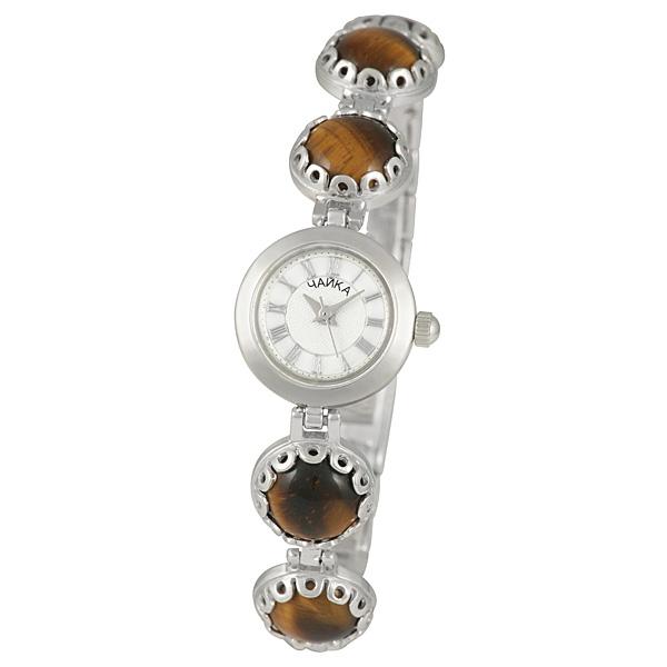 Женские серебряные часы «Весна» Арт.: 44107.117ТГ