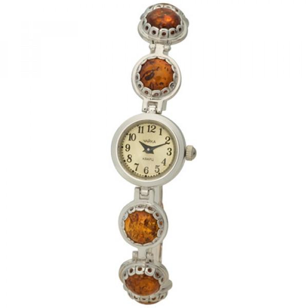 Женские серебряные часы «Весна» Арт.: 44107.205Я