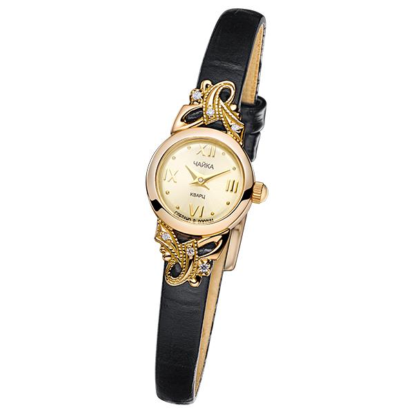 Женские золотые часы «Злата» Арт.: 44130-156.416