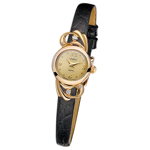 Женские золотые часы «Злата» Арт.: 44130-256.412