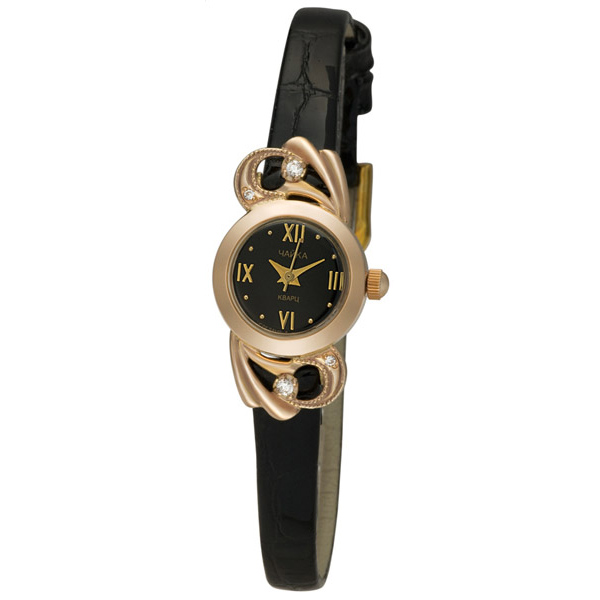 Женские золотые часы «Злата» Арт.: 44150-256.516