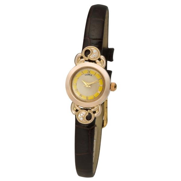 Женские золотые часы «Злата» Арт.: 44150-356.417