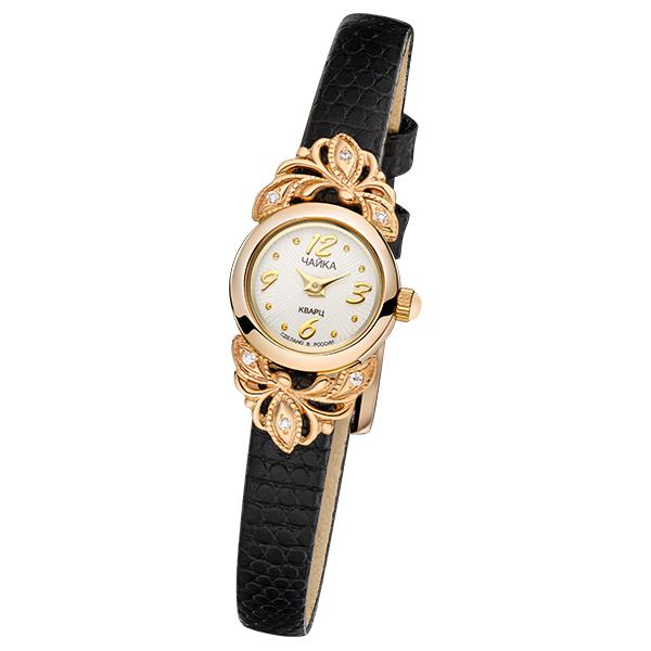 Женские золотые часы «Злата» Арт.: 44130-456.112